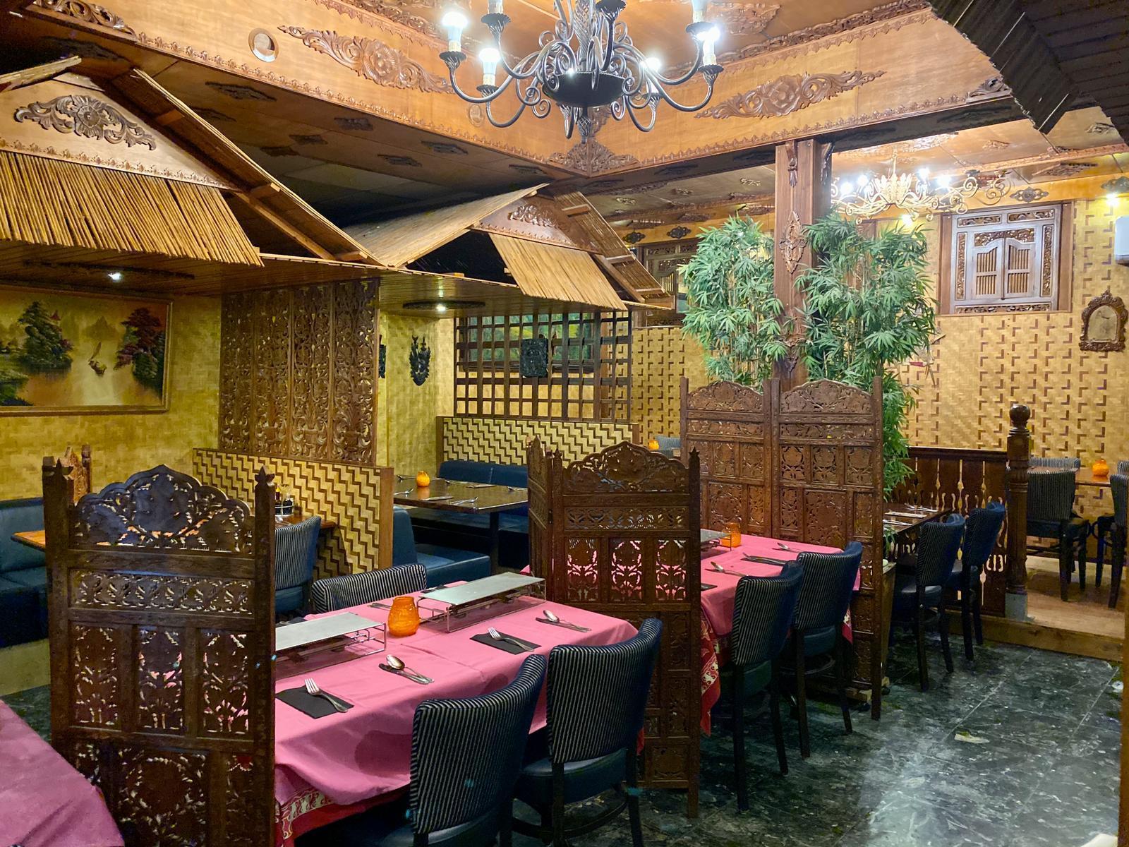 Restaurant batavia traditioneel indonesisch restaurant in for Arnhem restaurant